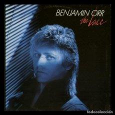 Discos de vinilo: BENJAMIN ORR - SPAIN LP ELEKTRA 1986 - THE LACE - (EX THE CARS) - LONG PLAY. Lote 152391228