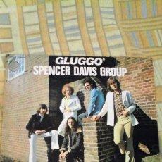 Discos de vinilo: SPENCER DAVIS GROUP. GLUGGO.ORIGINAL EDICIÓN ESPAÑOLA 1974. VERTIGO 6360108.. Lote 89854660