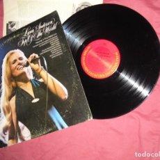 Discos de vinilo: LYNN ANDERSON LP TOP OF THE WORLD 1973 USA. Lote 89861856