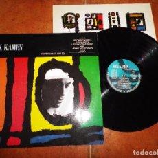 Discos de vinilo: NICK KAMEN MOVE UNTIL WE FLY LP VINILO DEL AÑO 1990 CON ENCARTE ALEMANIA I PROMISED MYSELF 11 TEMAS. Lote 89862148