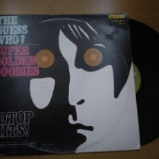 Discos de vinilo: LP ORIG CANADA THE GUESS WHO SHAKING ALL OVER VG+/VG++. Lote 89866948