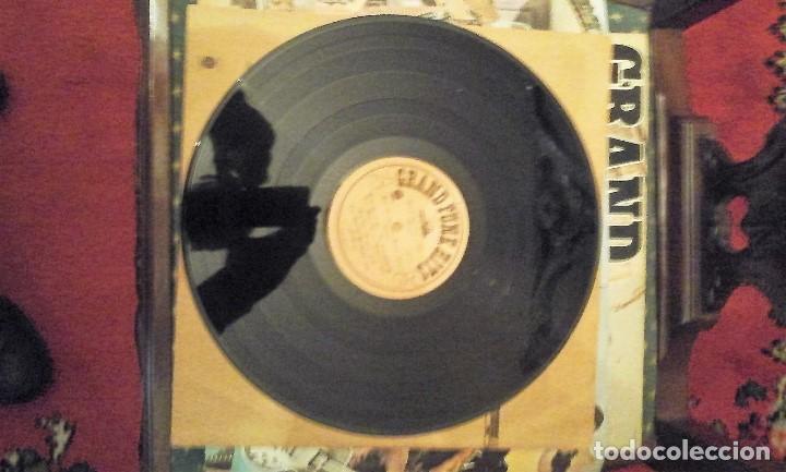 Discos de vinilo: Grand Funk Railroad. Grand Funk Hits.Edición americana.1976. ST-11579 - Foto 4 - 89868068