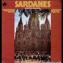 Discos de vinilo: SARDANES - COBLA CATALUNYA - LP NEVADA (DIAL DISCOS) 1979 - HOME SIMBOL / CEL ROGENT.... Lote 89924408