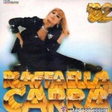 Discos de vinilo: RAFFAELLA CARRA 82 - LP HISPAVOX 1982 SPAIN. Lote 89945296