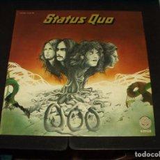 Discos de vinilo: STATUS QUO LP QUO . Lote 89953340