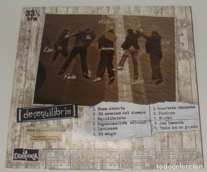 Discos de vinilo: LP - DINAMO - DESEQUILIBRIO - MADE IN MEXICO - DINAMO - 180GR. - Foto 2 - 89962496