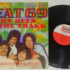 Discos de vinilo: LP - JOHN DEEN AND THE TRAKK - BEAT 69 - MADE IN GERMANY. Lote 89974168