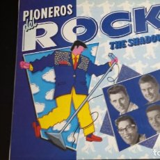 Discos de vinilo: VINILO THE SHADOWS: PIONEROS DEL ROCK. Lote 90059928