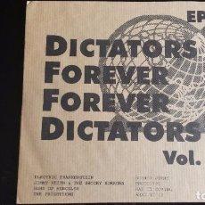 Discos de vinilo: EP HOMENAJE DICTATORS. Lote 90061700