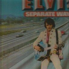 Discos de vinilo: ELVIS PRESLEY SELLO RCA CAMDEN AÑO 1973 EDITADO EN INGLATERRA. Lote 90063344