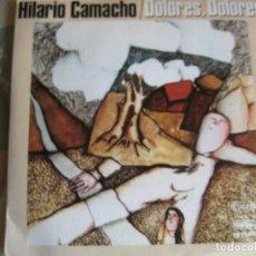 Discos de vinilo: HILARIO CAMACHO SG MOVIEPLAY GONG 1975 DOLORES DOLORES/ PRINCESA DE CERA - FOLK ACIDO . Lote 165761778