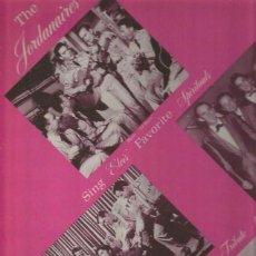 Discos de vinilo: ELVIS PRESLEY / THE JORDANAIRES LP SELLO ROK HOUSE AÑO 1985 EDITADO EN HOLANDA. Lote 90063572
