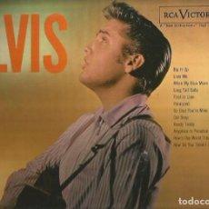 Discos de vinilo: ELVIS PRESLEY LP SELLO RCA VICTOR EDITADO EN USA. . Lote 90064448