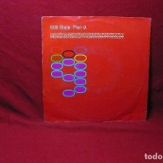 Discos de vinilo: 808 STATE / PLAN 9 / 808 STATE, OLYMPIC - 93 (WORD MIX). Lote 90070832