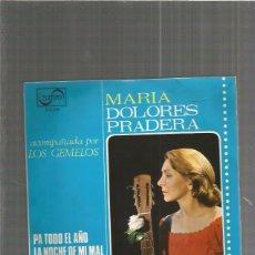 Discos de vinilo: MARIA DOLORES PRADERA. Lote 90079012