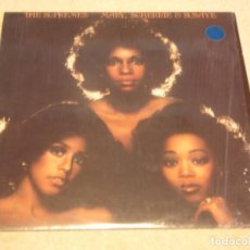 Discos de vinilo: THE SUPREMES - MARY, SCHERRIE & SUSAYE USA - 1976 LP MOTOWN RECORDS. Lote 90100624