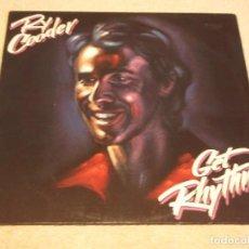 Discos de vinilo: RY COODER ( SHOW TIME ) USA - 1977 LP33 WARNER BROS RECORDS. Lote 90105612