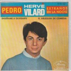 Discos de vinilo: HERVE VILARD / PEDRO + 3 (EP 1968). Lote 90109832