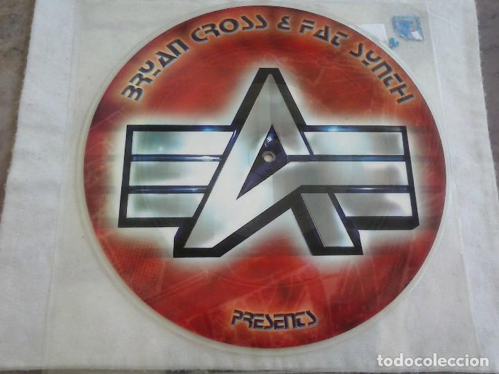 BRIAN CROSS & FAT SYNTH. PICTURE DISC (Música - Discos - Singles Vinilo - Techno, Trance y House)