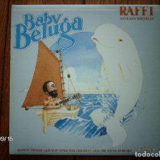 Discos de vinilo: RAFFI WITH KEN WHISTELEY - BABY BELUGA. Lote 90121280
