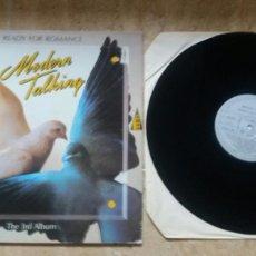 "Discos de vinilo: MODERN TALKING "" READY FOR ROMANCE-THE 3RD ALBUM"" SPAIN 1986.. Lote 277821778"