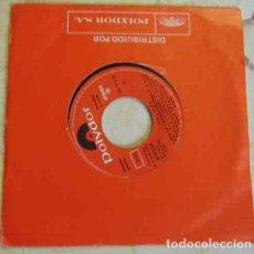 Discos de vinilo: NOEL SOTO - A MAS DE 1000 KILOMETROS - SINGLE PROMO. Lote 90142292