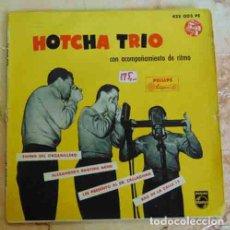 Discos de vinilo: HOTCHA TRIO – SWING DEL ORGANILLERO + 3 -EP 1958. Lote 90142424