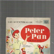 Discos de vinilo: LAS AVENTURAS DE PETER PAN. Lote 90173488