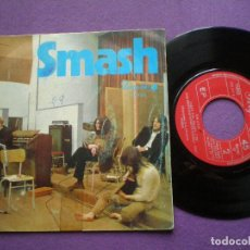 Discos de vinilo: SMASH - DECISION +3 - EP PERGOLA 1970 // PROG PSYCH SITAR ROCK SEVILLANO ANDALUZ. Lote 90179796