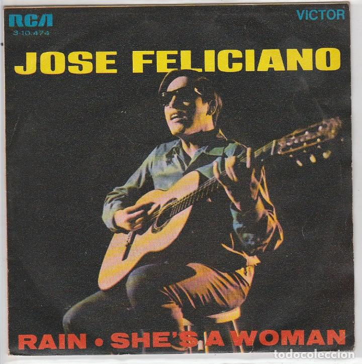 Image result for rain jose feliciano single images