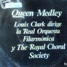 Discos de vinil: SINGLE (VINILO) DE THE ROYAL PHILARMONIC ORCHESTRA -QUEEN AÑOS 80. Lote 107512123