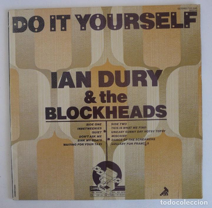 Lp ian dury the blockheads do it yourself comprar discos lp lp ian dury the blockheads do it yourself stiff records spain 1979 solutioingenieria Choice Image