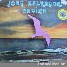 Discos de vinilo: JOAN SALVADOR GAVINA - GRUP DE TITELLES BADABADOC - LP ESPAÑOL, DISCOS PARDAL 1977 - CON LETRAS. Lote 90251512