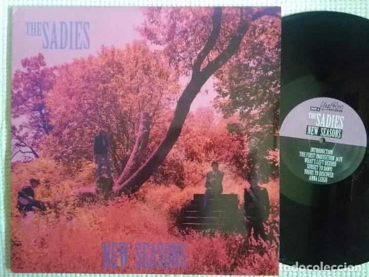 THE SADIES - '' NEW SEASONS '' LP ORIGINAL USA 2007 (Música - Discos - LP Vinilo - Pop - Rock Extranjero de los 90 a la actualidad)