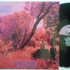 Discos de vinilo: THE SADIES - '' NEW SEASONS '' LP ORIGINAL USA 2007. Lote 90333652
