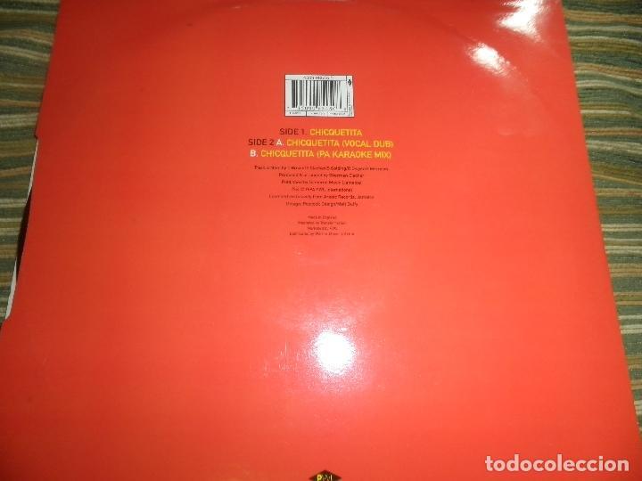 Discos de vinilo: SNOWBALL BROWN - CHICQUETITA MAXI 45 R.P.M. - ORIGINAL INGLES - PWL 1994 - STEREO - - Foto 2 - 90361208