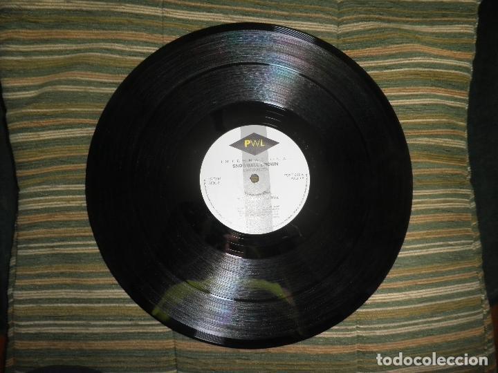 Discos de vinilo: SNOWBALL BROWN - CHICQUETITA MAXI 45 R.P.M. - ORIGINAL INGLES - PWL 1994 - STEREO - - Foto 8 - 90361208