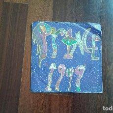 Discos de vinilo: PRINCE-1999+RED CORVETTE.UK. Lote 90368856