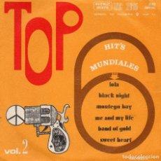 Discos de vinilo: TOP - HIT`S MUNDIALES - EP - VOL.2. Lote 90372908