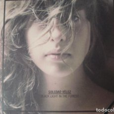Discos de vinilo: SOLEDAD VELEZ - BLACK LIGHT IN THE FOREST,EP SELLO SALVAJE ESTUDIOS EN SEVILLA AÑO 2011. Lote 90379168