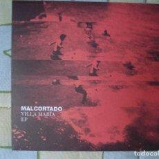 Discos de vinilo: MALCORTADO - LA PLAYA , LA FIESTA , ACCIDENTES EP SELLO SALVAJE ESTUDIOS EN SEVILLA AÑO 2010. Lote 90379464