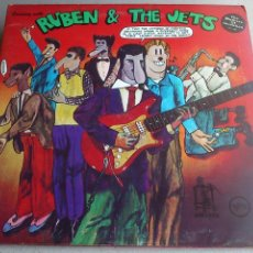 Discos de vinilo: RUBEN & THE JETS - THE MOTHERS OF INVENTION - LP - 1968. Lote 90387948