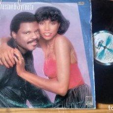 Discos de vinilo: LP(VINILO) DE BILLY PRESTON & SYREETA AÑOS 80. Lote 90393796