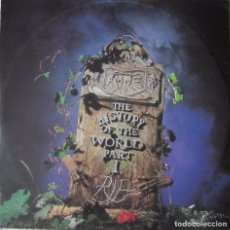 Discos de vinilo: DAMNED, THE: THE HISTORY OF THE WORLD, PART 1 / I BELIEVE THE IMPOSSIBLE / SUGAR & SPITE. Lote 90404349