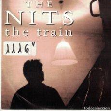 Dischi in vinile: THE NITS - THE TRAIN (SINGLE PROMO ESPAÑOL, CBS 1988). Lote 90416284