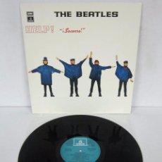 Discos de vinilo: THE BEATLES - HELP / SOCORRO - LP - ODEON 1986 SPAIN 064-1042571. Lote 90442019