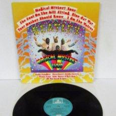 Discos de vinilo: THE BEATLES - MAGICAL MYSTERY TOUR - LP - GATEFOLD ODEON 1986 SPAIN 086-1044491. Lote 90442244