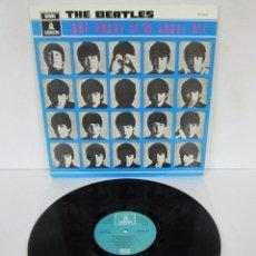 Discos de vinilo: THE BEATLES - QUE NOCHE LA DE AQUEL DIA / A HARD DAY'S NIGHT - LP - ODEON 1964 SPAIN 064-1041451. Lote 133514130