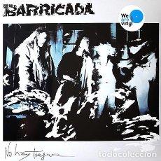 Discos de vinilo: LP BARRICADA NO HAY TREGUA VINILO. Lote 90445989