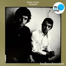 Discos de vinilo: LP ENRIQUE MORENTE DESPEGANDO VINILO FLAMENCO. Lote 90448324